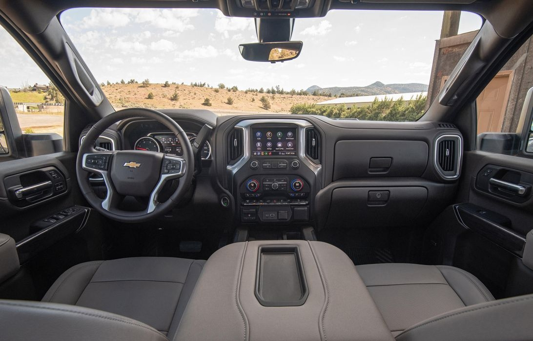 Permalink to Chevrolet Silverado Hd Interior