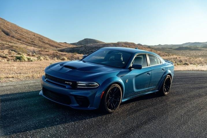 2020 dodge charger first look edmunds Dodge Charger Scat Pack Widebody