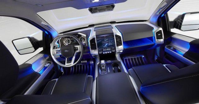 Permalink to Interior Of Ford Bronco