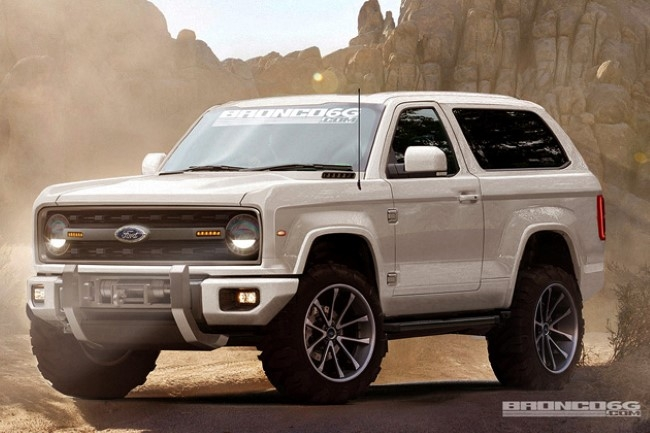 2020 ford bronco release date facts rumors interior Release Date Of Ford Bronco