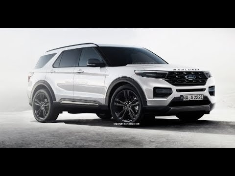 2020 ford explorer st release date specs changes review performance and photos Ford Explorer Release Date