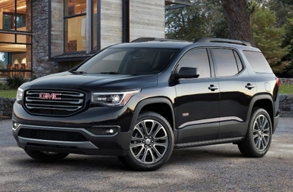 2020 gmc acadia redesign interior changes release date Gmc Acadia Release Date