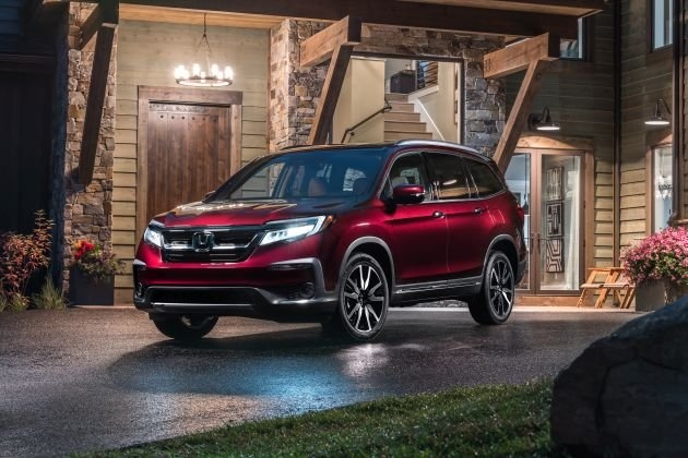 2020 honda pilot preview release date changes and pricing Honda Pilot Release Date