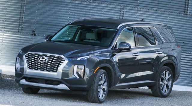 2020 hyundai palisade review a new star among midsize suvs Hyundai Palisade Length