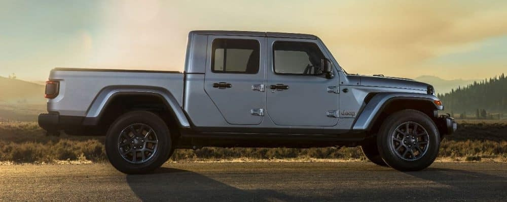 2020 jeep gladiator dimensions collierville chrysler dodge Jeep Gladiator Dimensions