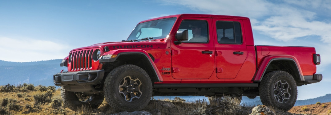 2020 jeep gladiator release date and off roading highlights Jeep Gladiator Release Date