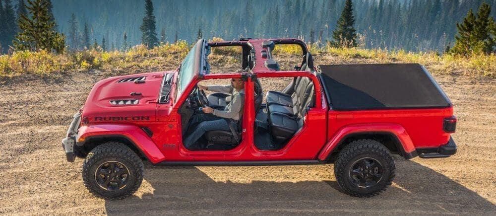 2020 jeep gladiator specs towing performance dimensions Jeep Gladiator Gas Mileage