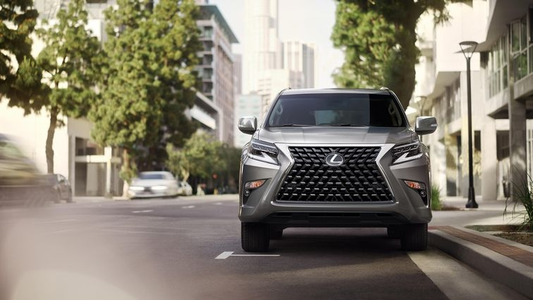 2020 lexus gx 460 updates kick the can down the road roadshow Lexus Gx Update Redesign