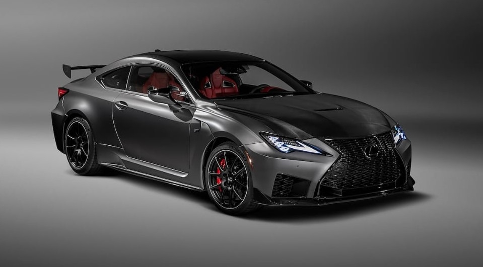2020 lexus rc f track edition colors release date changes Lexus Rc F Track Edition Specs