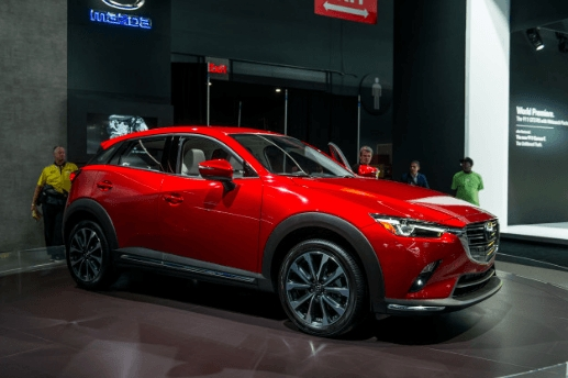 2020 mazda cx 3 changes redesign and release date best Mazda Cx 3 Release Date