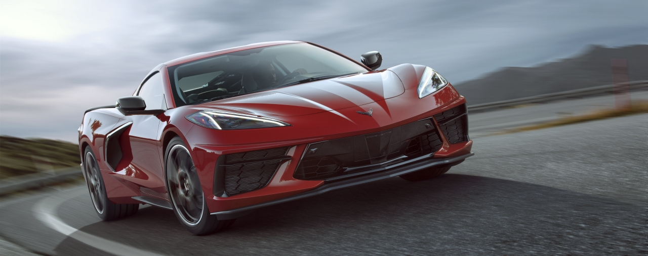 2020 mid engine chevrolet corvette stingray starts at 59995 Chevrolet Corvette Mid Engine