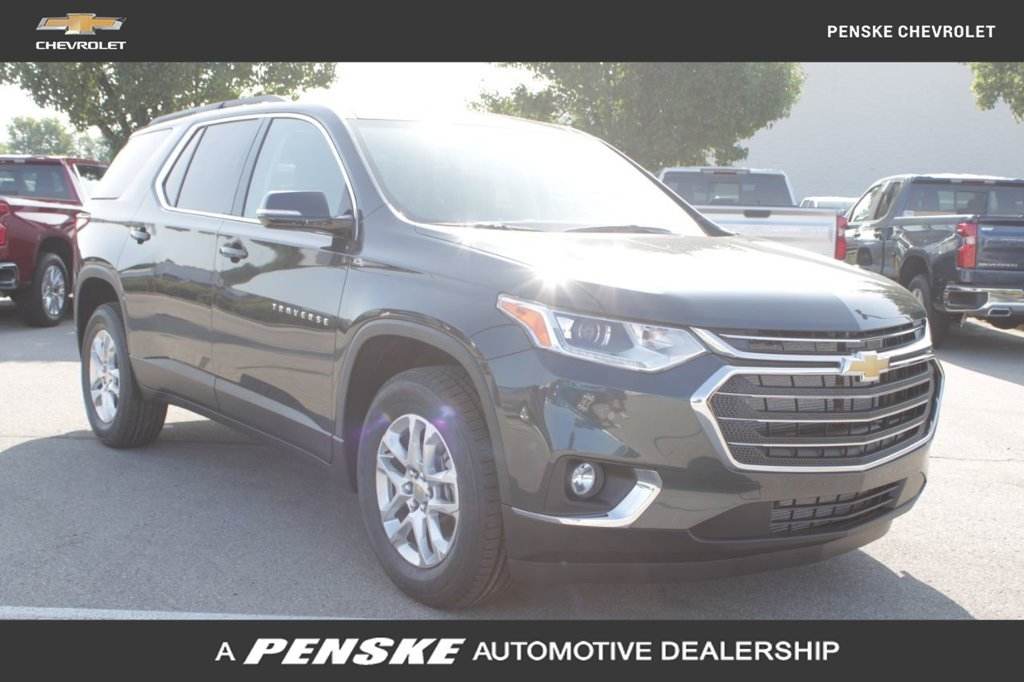 2020 new chevrolet traverse awd 4dr lt cloth w1lt at penske indy serving indianapolis in iid 19170773 Chevrolet Traverse 1lt