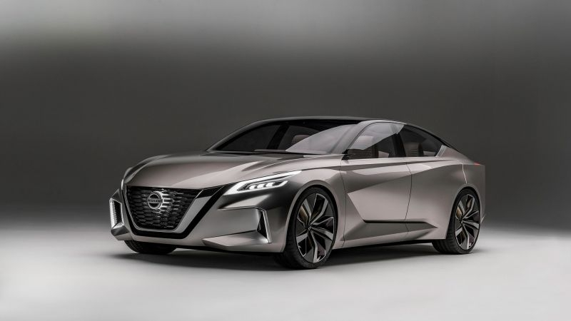2020 nissan maxima redesign release date nissan alliance Nissan Maxima Redesign