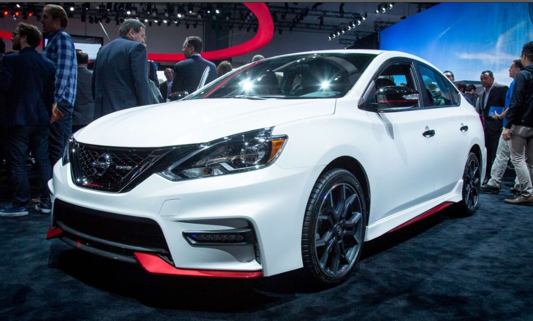 2020 nissan sentra rumor redesign and release date 2020 Nissan Sentra Release Date