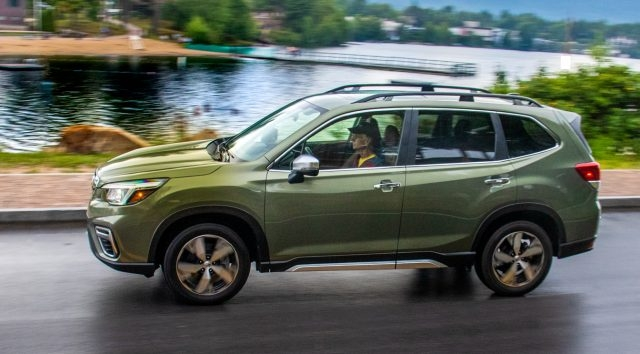 Permalink to Subaru Forester Review