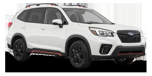 2020 subaru forester suv subaru Subaru Forester All New