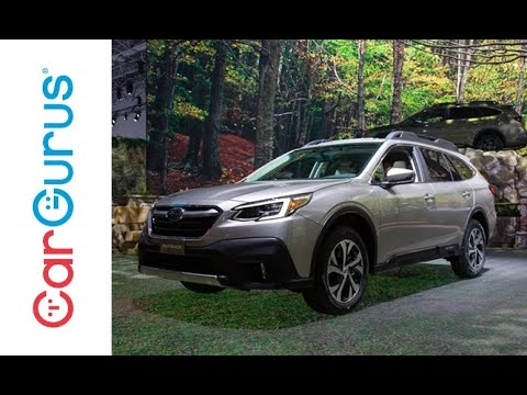2020 subaru outback 2020 new york auto show Subaru Outback New York