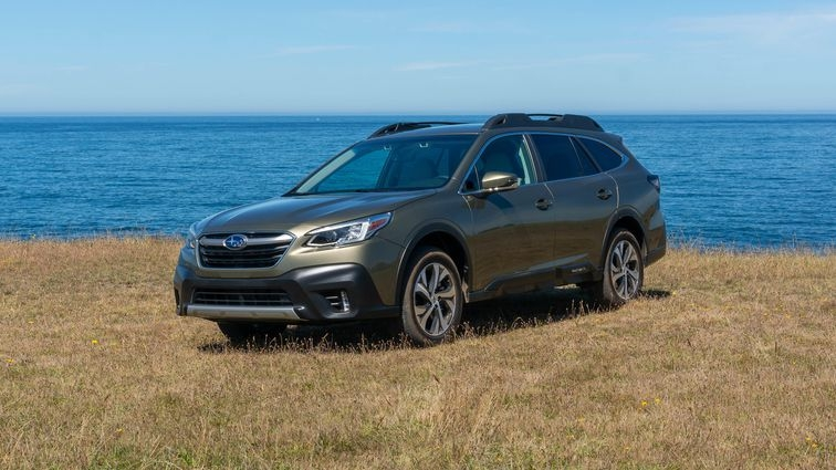 2020 subaru outback first drive review tech and trail mix Subaru Starlink Review