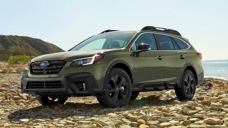 2020 subaru outback priced from 26645 legacy from 22745 All New Subaru Outback