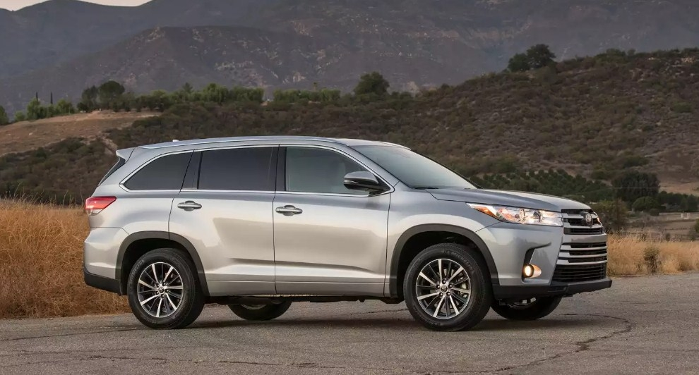 2020 toyota highlander release date redesign price Toyota Highlander Redesign
