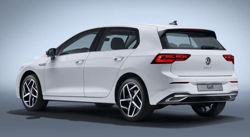 2020 volkswagen golf this is all of it Volkswagen Golf Mk8 Gti