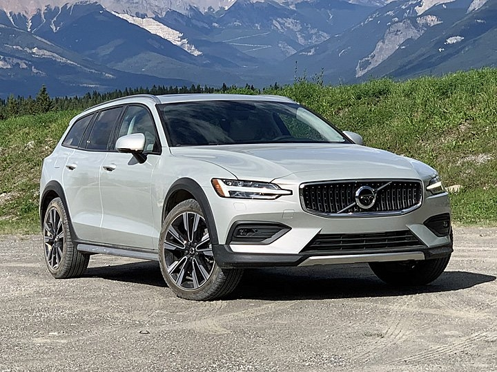 Permalink to Volvo V60 Cross Country