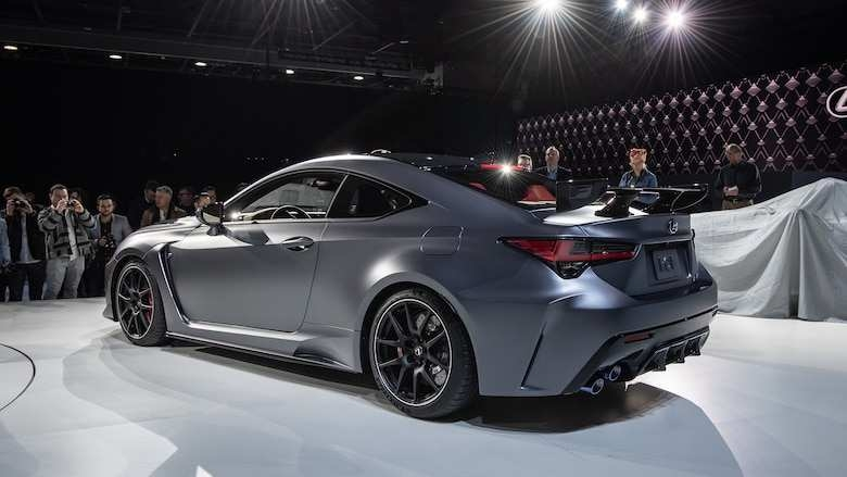 47 best review 2020 lexus rc f track edition specs redesign Lexus Rc F Track Edition Specs