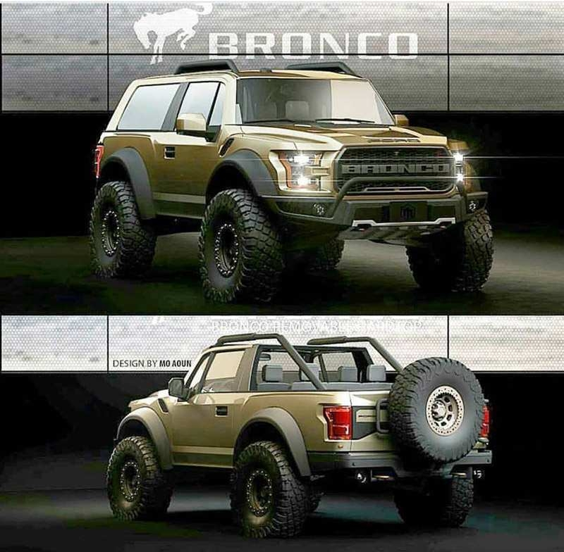47 new 2020 ford bronco latest news prices 2020 ford Ford Bronco Latest News
