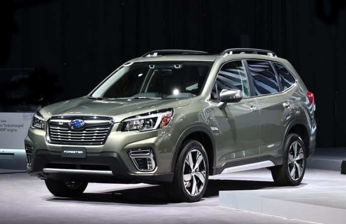 78 a new generation 2020 subaru forester release car price New Generation Subaru Forester