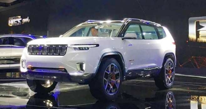 84 the 2020 jeep grand cherokee concept model 2020 jeep Jeep Grand Cherokee Concept