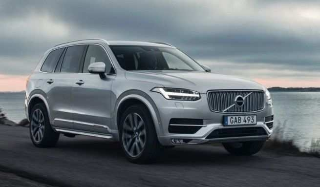 86 the volvo xc90 facelift 2020 uk configurations car Volvo Xc90 Facelift Uk