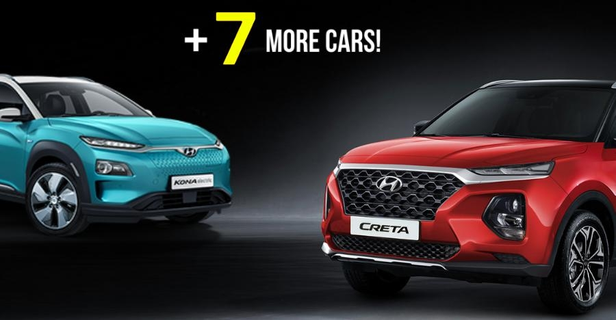 9 upcoming hyundai cars in india grand i10 to all new creta Hyundai Upcoming Car In India