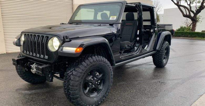 a jeep gladiator will be racing in the king of the hammers Jeep Gladiator King Of The Hammers