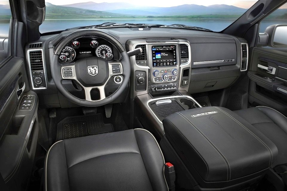Permalink to Dodge Ram 3500 Interior