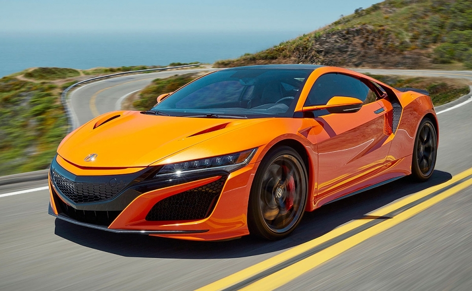 acura fortifies nsx chassis for 2020 Acura Fortifies Nsx Chassis For