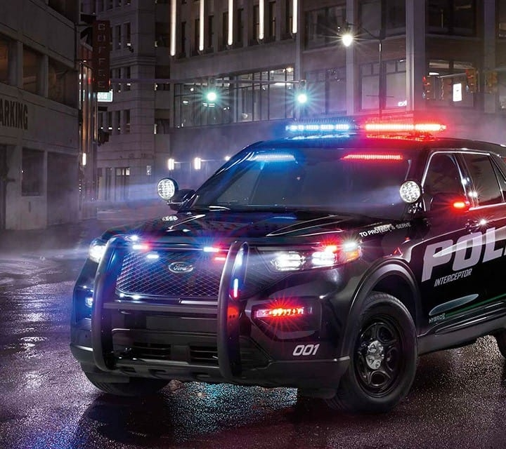 all new 2020 ford police interceptor utility hybrid suv Ford Interceptor Utility
