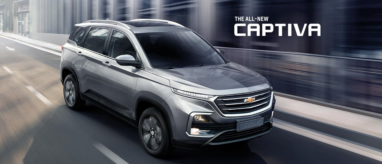 Permalink to Chevrolet All New Captiva