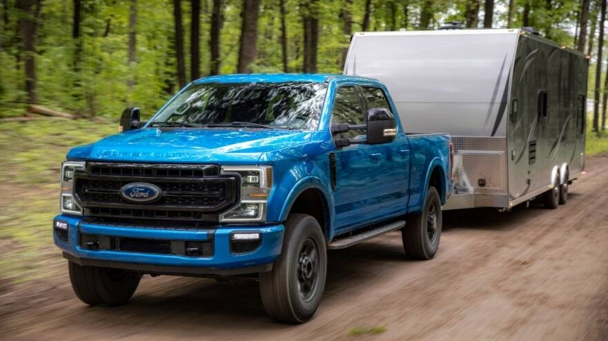 all new ford 73 liter v8 set to drive best in class gas Ford Super Duty 7.0 V8