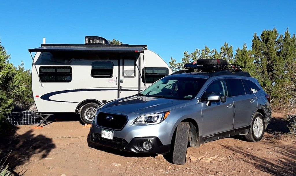 ask whats better when towing heavy truck or a light Subaru Outback Towing Capacity