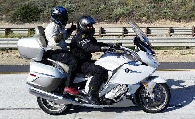 best touring motorcycle of 2016 Bmw Touring Motorcycle