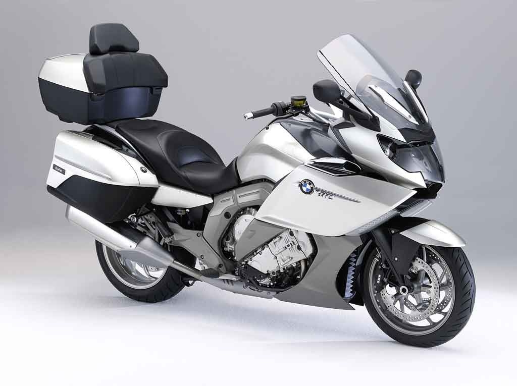 bmw motorcycle bmw introduces k1600gt and k1600gtl six Bmw Touring Motorcycle