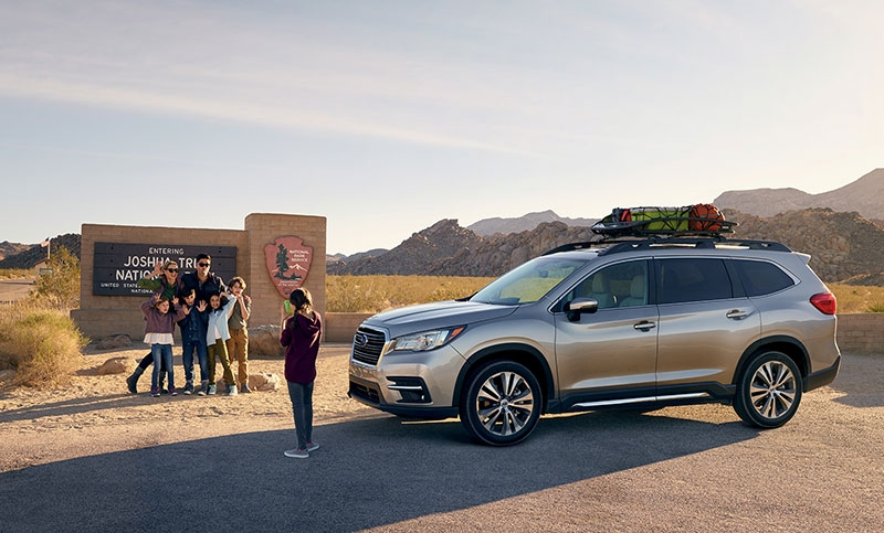 build your own 2019 ascent subaru Subaru Ascent Build Your Own