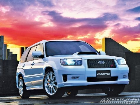 Permalink to Build Your Own Subaru Forester