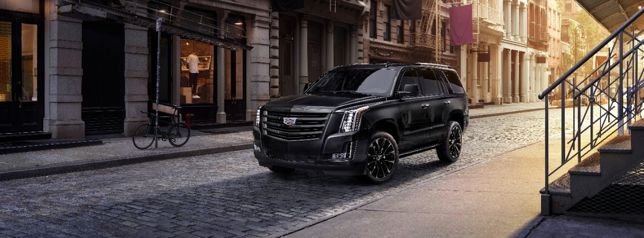 Cadillac Escalade Black Edition