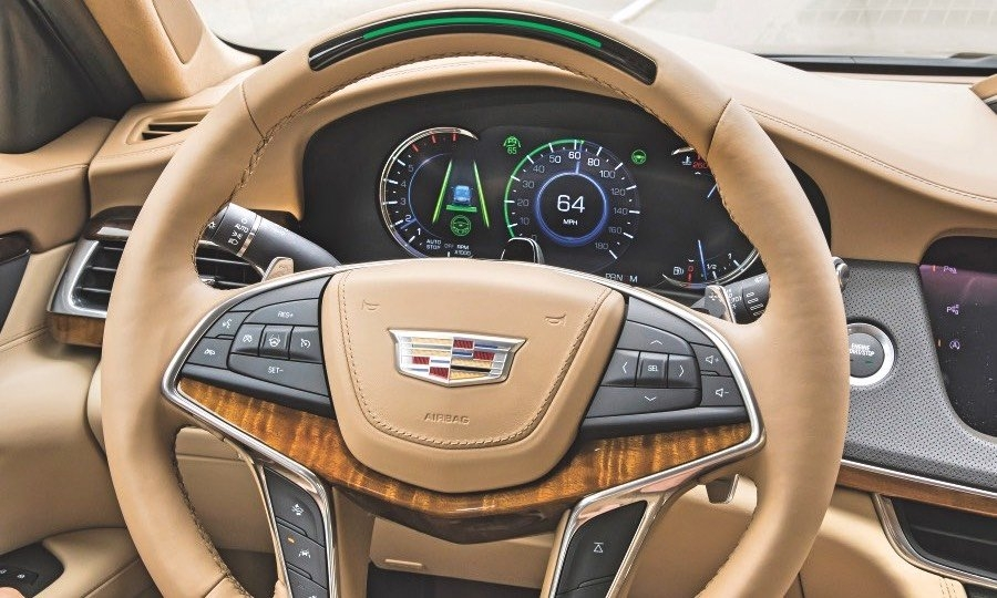 cadillac lineup to offer hands free super cruise in 2020 Cadillac That Drives Itself