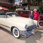 cadillac through the years sets new records at town square Cadillac Through The Years