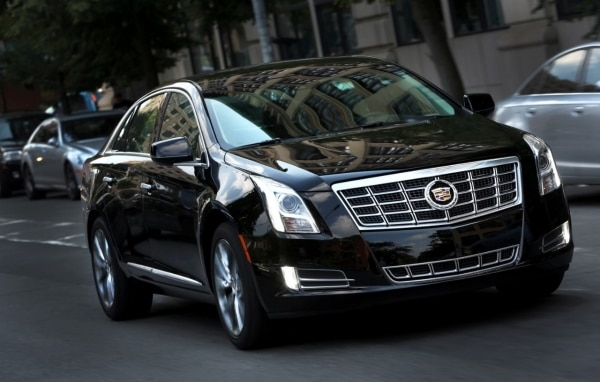 cadillac xts brings its best to livery industry Cadillac Xts W20 Livery Package