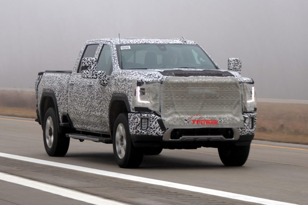 can the new 2020 gmc sierra hd be a denali and at4 off road Gmc 2500 New Body Style
