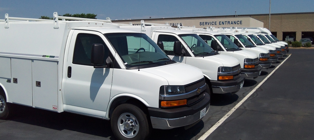 can your business benefit from a fleet of commercial Chevrolet Fleet Vehicles