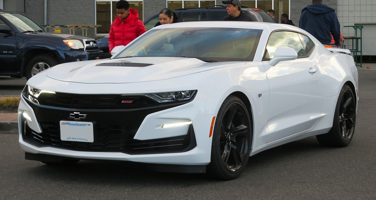 chevrolet camaro wikipedia Chevrolet Official Website